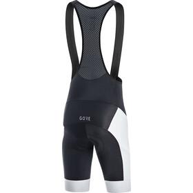 GORE WEAR C3+ Line Brand Bib Shorts Men black/white